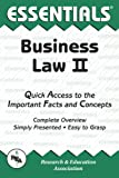Image of Business Law II Essentials (Essentials Study Guides)