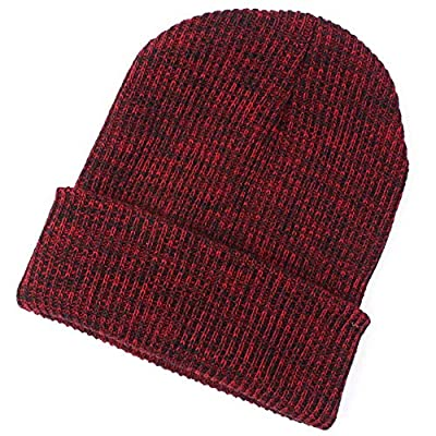 KFSO Slouchy Cable Knit Beanie - Chunky, Oversized Slouch Beanie Hats for Men & Women - Stay Warm & Stylish - Serious Beanies for Serious Style