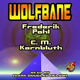 Wolfbane audiobook cover art