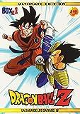 Dragon Ball Z: La Saga De Los Saiyans (4) [DVD]