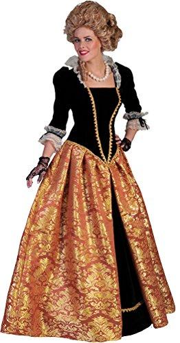 Karneval-Klamotten Rokoko Damen Kostüm Barock Kostüm Renaissance Damenkostüm Viktorianisches Kleid Karneval