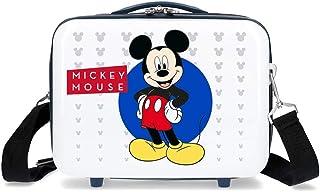 Disney Neceser adaptable a trolley Enjoy The Day, color Azul