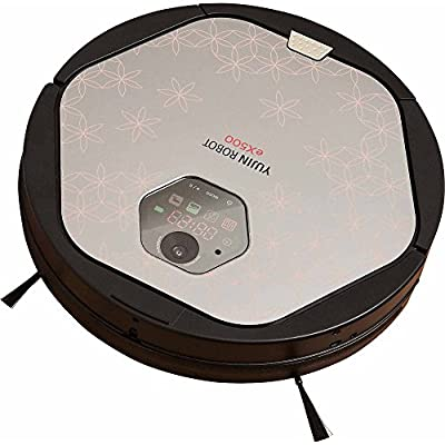Smart Home/Office Vacuum Cleaner and Floor Mopping Robot