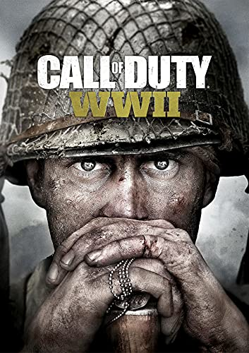 Call of Duty Poster WWII World War 2 Hot Game Xbox PS4, Poster Wall Decor Art Print, Game Poster (Unframe, 24x36)