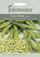 【輸入種子】Johnsons Seeds Soya Bean Elena ソイ・ビーン エレナ ジョンソンズシード