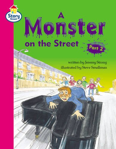 *LILA:SS:S7: A MONSTER ON THE STREET PART 2 (LITERACY LAND)の詳細を見る