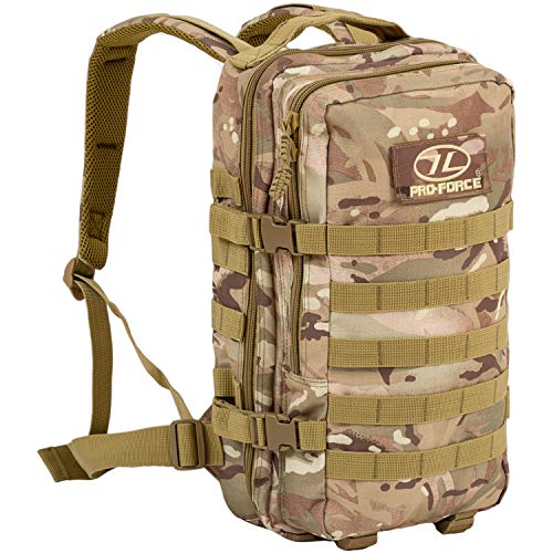 HIGHLANDER Militar Tactical Assault Mochila – The Recon 20