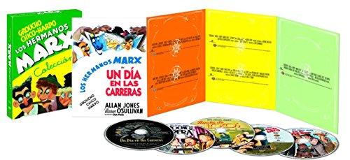 Pack Hermanos Marx [DVD]