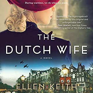 The Dutch Wife                   Written by:                                                                                                                                 Ellen Keith                               Narrated by:                                                                                                                                 Abby Craden,                                                                                        Eric Jason Martin,                                                                                        Charlie Thurston                      Length: 10 hrs and 45 mins     43 ratings     Overall 4.3