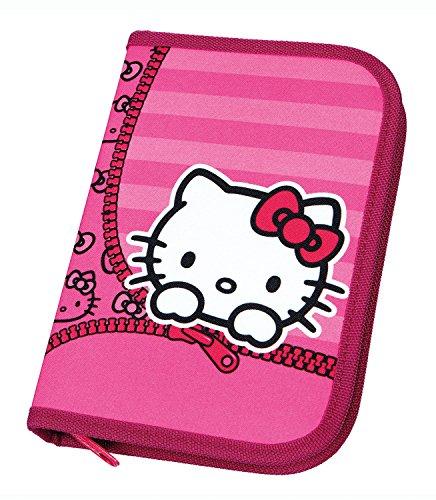 Scooli HKS U0440-Confezione penna di Hello Kitty, con imbottitura Stabilo marchio, 30 fogli, colore: rosa