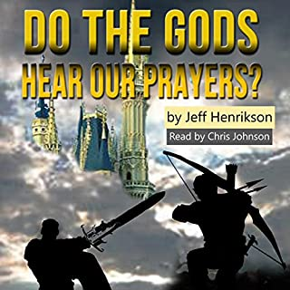 Do the Gods Hear Our Prayers? audiobook cover art