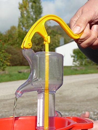SANDKASTENSPIELZEUG Kinder Wasserpumpe 30cm mit FUNKTION