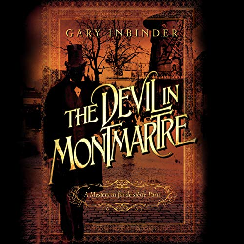 The Devil in Montmartre audiobook cover art