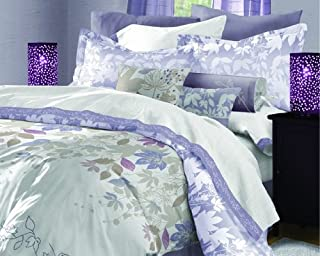 Jasmin Tea Lavender European Pillow Sham Euro by Lawrence