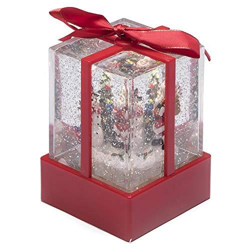Konstsmide, 4352-550, LED Weihnachtsgeschenk mit