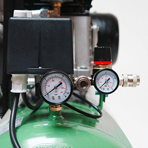 DEMA Kompressor 400 Volt 500/10/100 - 4