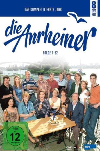 Die Anrheiner - Das komplette erste Jahr [8 DVDs]