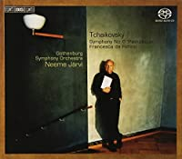 Tchaikovsky: Symphony No. 6 / Francesca da Rimini by Gothenburg Symphony Orchestra