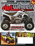 Dirt Wheels Dirtwheels Magazine, Volume 25, Number 8 (August, 2005)