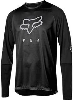 Fox Racing Defend Foxhead Long-Sleeve Jersey - Men's