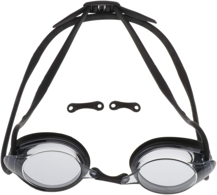 LoveinDIY Racing Swimming New York Mall Goggles Recommendation Elast Swimmer Adjustable Quick