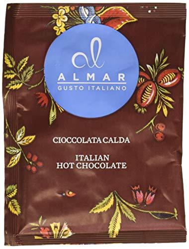Almar italienische heiße Schokolade Cortina CLASSIC Geschmack - (25x30 g) Einzeln Portionsbeutel, 750 g