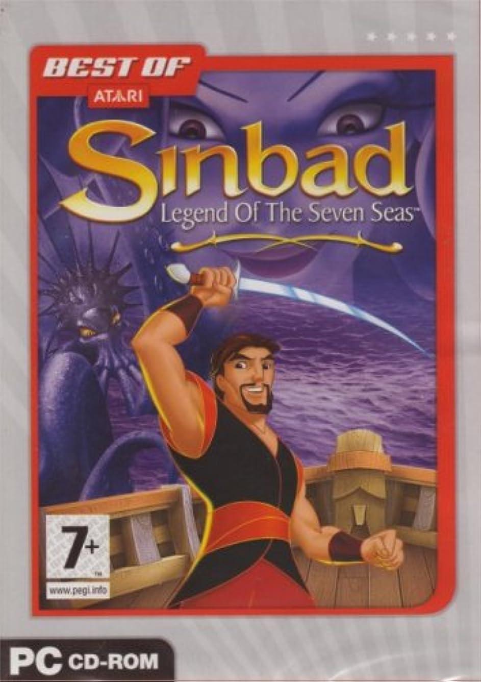 計算する扱う批判的Sinbad: Legend of the Seven Seas (輸入版)