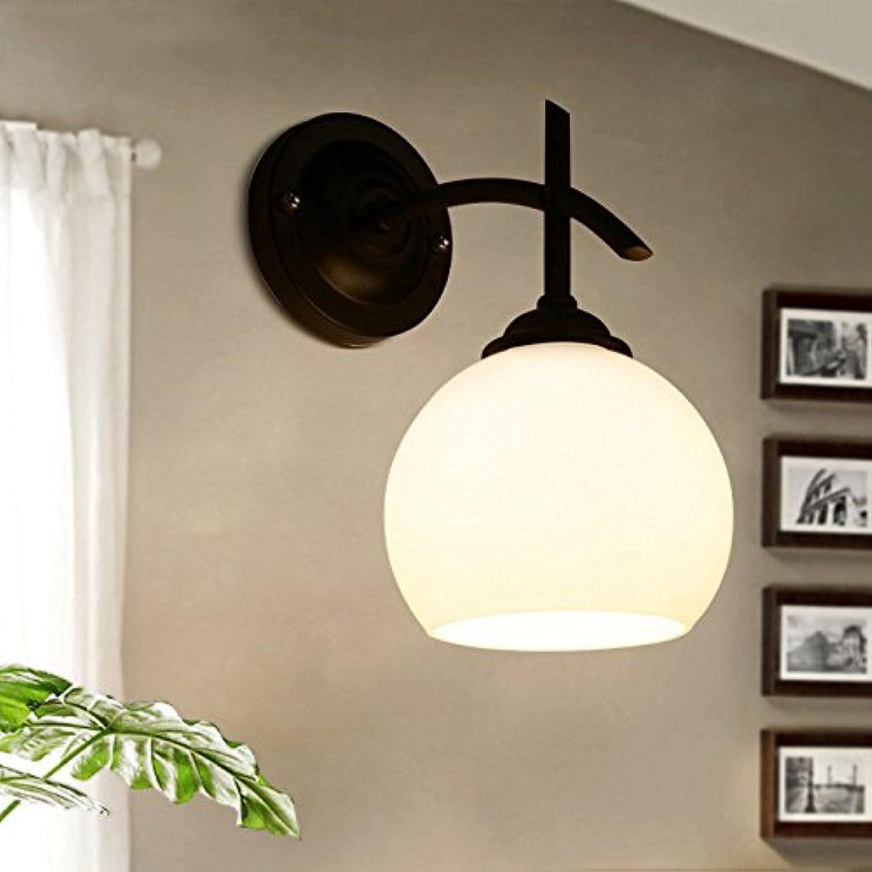 StiefelU LED Lndliche single Wandleuchte LED Kopfleuchte Flur-studie Strae Eingang zum Schlafzimmer Spiegel vorne Lampen Wandlampen, ganzjhrig warmes Licht