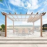 ZXXL Persiana Enrollables Bambú Exterior/Garaje/Jardín Persianas Enrollables Transparentes, Cortina de Plástico Impermeable para Ventana con Accesorios, 80cm / 100cm / 120cm / 140cm de Ancho