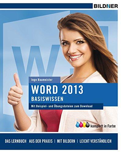 Word 2013 Basiswissen