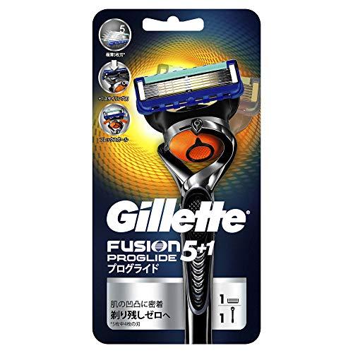 Gillette(ジレット)『フュージョン5+1 プログライド』