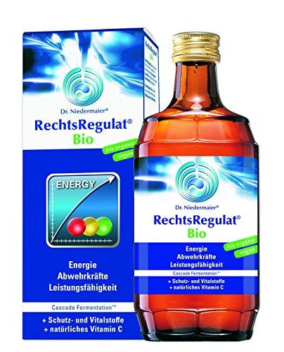 RechtsRegulat® Bio mit natürlichem Vitamin C, 350 ml