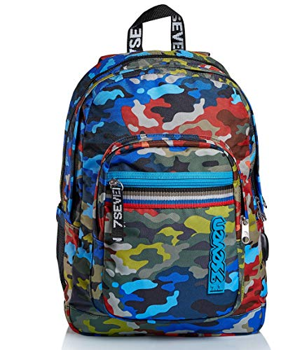 ZAINO FREETHINK - ADVENTURE CAMO -