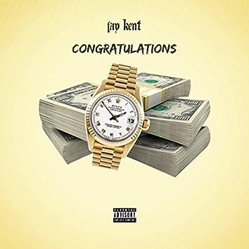 Congratulations (Remix)