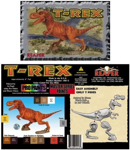 Warlord Our shop most popular T-Rex Max 47% OFF Figure Miniature