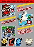 3-in-1 Super Mario Bros. / Duck Hunt / World Class Track Meet (Renewed)