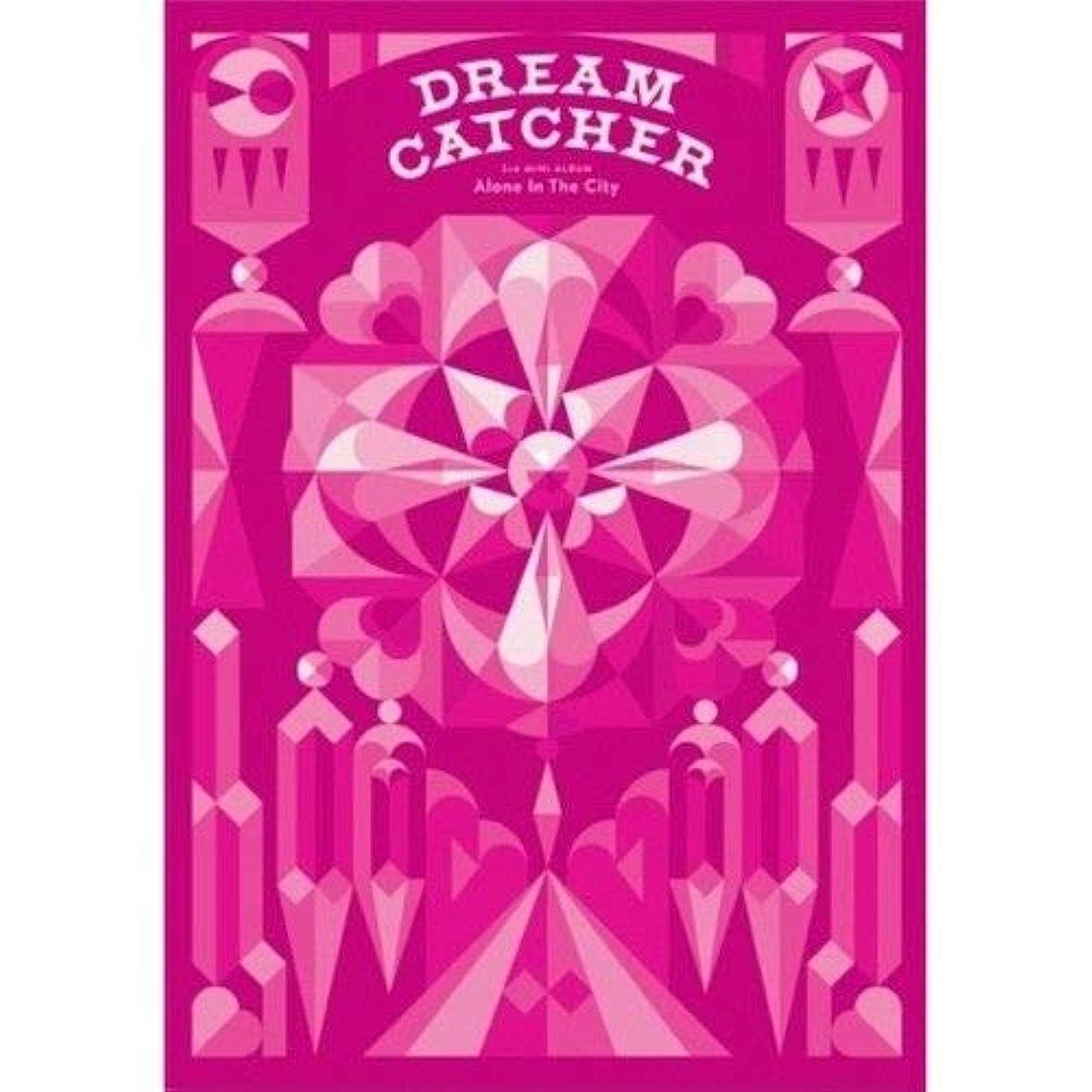 Dream Catcher - [Alone in The City]3rd Mini Album Light Ver CD+PhotoBook+Card+Sticker+Pre-Order K-POP Sealed
