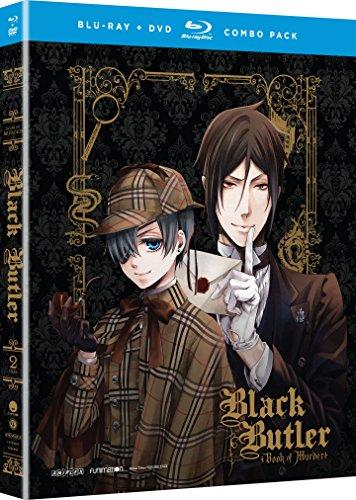 Black Butler: Book of Murder OVA's [Blu-ray]