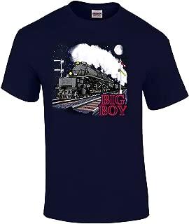 Daylight Sales Union Pacific Big Boy Authentic Railroad T-Shirt