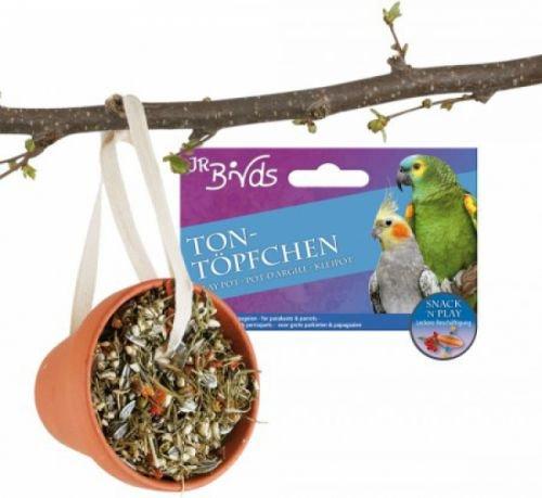 JR Tontöpfchen Großsittich & Papagei 1 Stück