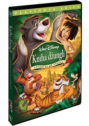 Kniha dzungli 2DVD / The Jungle Book (tschechische version)