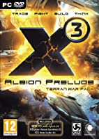 X3: Terran War Pack (PC) (輸入版)