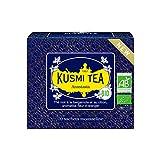 Kusmi Tea - Anastasia BIO - Schwarzer Tee Aromatisiert mit Bergamotte, Zitrone und Orangenblüten -...