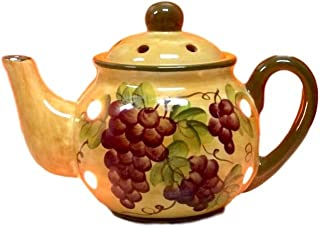 Sonoma Grape Pattern Collection, Electric Tart Burner 8 1/2