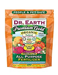 Dr. Earth Premium Gold All Purpose Fertilizer