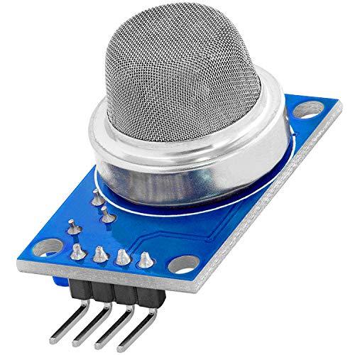AZDelivery MQ-135 Modulo Sensore Gas e Qualità dell'Aria compatibile con Arduino Incluso un E-Book!