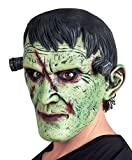 Boland 97514Frankenstein Monster Maske aus Latex, Grün, ONE Size