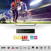 YANHUA Newest Mini Full HD Digital TV Box Satellite Receiver WIFI DVB-T2 Mini HD Digital TV Box Satellite Television Box TV Receiver