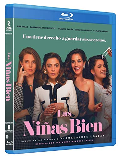 Las Niñas Bien [Blu-ray]