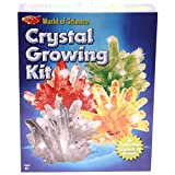 Crystal Growing Kit | Grow 4 Different Coloured Crystals